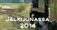 Jälkijunassa 2014